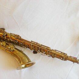 Саксофоны - Тенор саксофон Nikkan Tokyo (Япония), 0