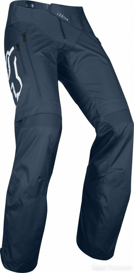 Велоштаны Fox Legion EX Pant для экстремальной езды, синий 2019 (Размер: W36) по цене 12550₽ - Брюки, фото 0