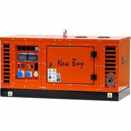 Электрогенераторы и станции - Дизельная электростанция EuroPower EP 103 DE, 0