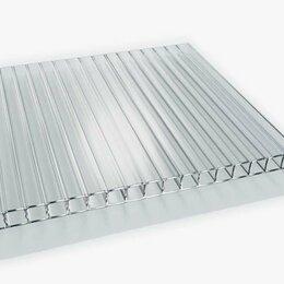 Поликарбонат - Сотовый поликарбонат стандарт для теплиц и навесов, 0