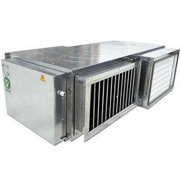 Системы центрального кондиционирования - Приточновытяжная вентиляционная установка Globalvent CLIMATE-PACKAGE 067 E Мо..., 0