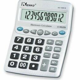 Калькуляторы - КАЛЬКУЛЯТОР KENKO KK-1048-12, 0