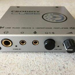 Звуковые карты - Audiotrak Prodigy Cube, 0