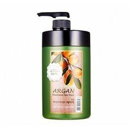 Маски и сыворотки - Маска для волос с маслом арганы Confume Argan Treatment Hair Pack, 1000 гр, 0