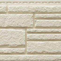 Фасадные панели - Фасадная панель Grand Line Камелот Стандарт Молочный, 0