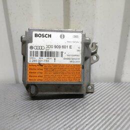 Электрика и свет - Блок управления AIR BAG Volkswagen Touareg 2.5 TDI, 0