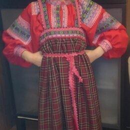 Карнавальные и театральные костюмы - Русский национальный костюм (концертный) , 0