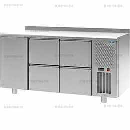 Прочее оборудование - POLAIR Стол холодильный POLAIR TM3GN-022-G (внутренний агрегат), 0