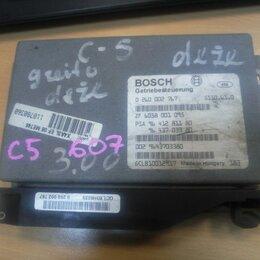 Трансмиссия  - Блок управления АКПП Peugeot 607 3.0, 0