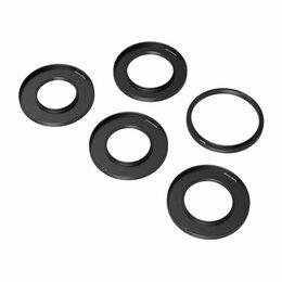 Приманки и мормышки -  SmallRig SmallRig 3383 Комплект адаптерных колец (52/55/58/62/86-95мм) для б..., 0
