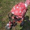 Трехколесный велосипед с родительской ручкой по цене 2000₽ - Велосипеды, фото 3