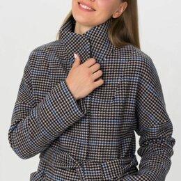 Пальто - Утепленное пальто, 0