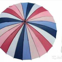 Зонты и трости - Зонт трость женский три слона, 0