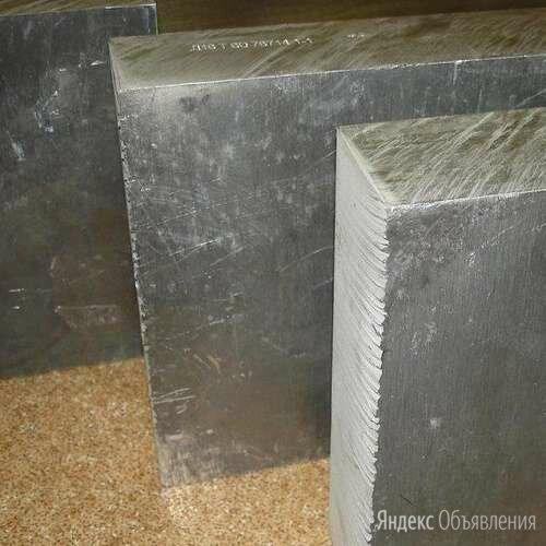 Титановая плита ВТ6 ГОСТ 23755 - 79 по цене 107813₽ - Металлопрокат, фото 0