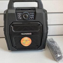 Акустические системы - Портативная аудиосистема TELEFUNKEN TF-PS1250B, 0