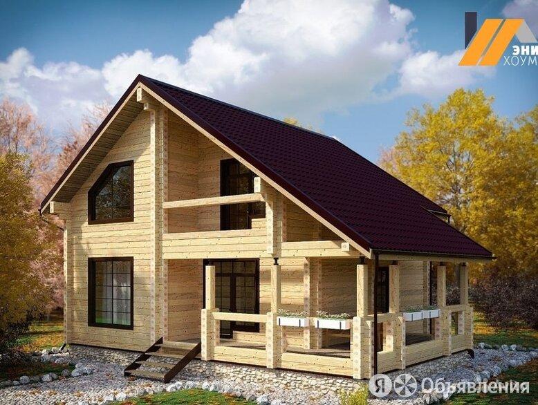 Дом из профилированного бруса пб-574 117 м² по цене 14600₽ - Готовые строения, фото 0