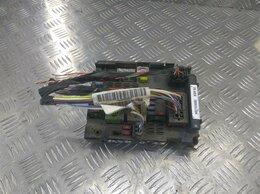 Электрика и свет - Блок предохранителей  Ситроен Berlingo M59, 0