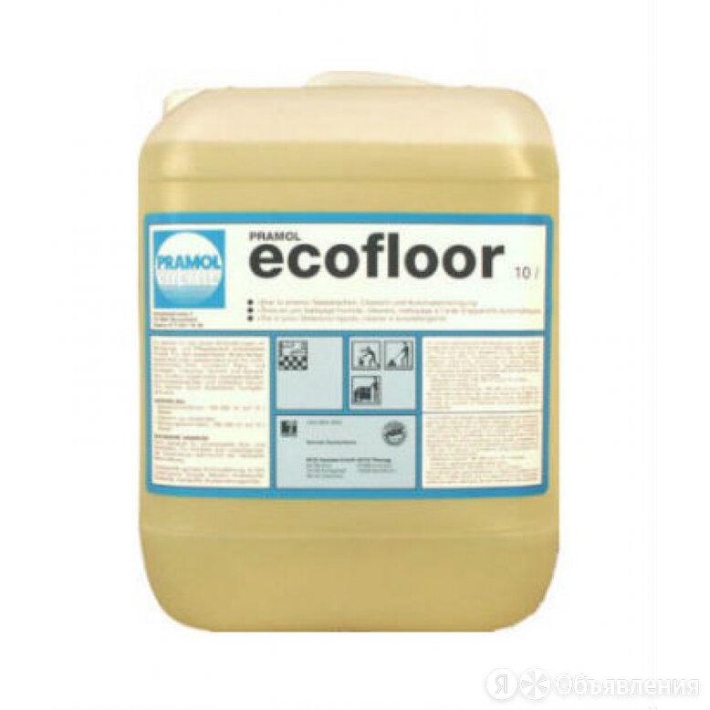 Универсальный очиститель полов Pramol ECOFLOOR по цене 3059₽ - Масла, технические жидкости и химия, фото 0
