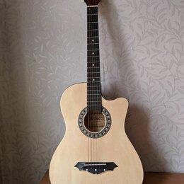 Акустические и классические гитары - 🎸Продам Акустическую Гитару Belucci 3810 N, 0