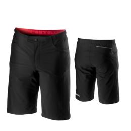 Шорты - Велошорты Castelli Unlimited Baggy, черные, 2020 (Размер: L), 0