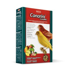Корма - Padovan Корм GRANDMIX Canarini комплексный/основной для канареек 400гр, 0