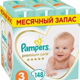 Подгузники - Pampers premium care 3, 0