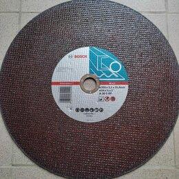 Диски отрезные - Круг отрезной по металлу BOSCH 355х3,1х25,4 мм., 0
