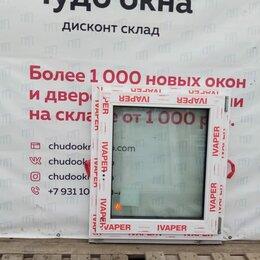 Окна - Окно, ПВХ Ivaper 70мм, 850(В)х750(Ш) мм, 0