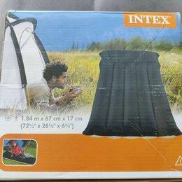 Аксессуары для палаток и тентов - Матрас для кемпинга 67х184х17 см, intex, 0