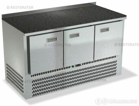 Техно-ТТ Стол холодильный Техно-ТТ СПН/О-421/30-1407 (внутренний агрегат) по цене 142160₽ - Мебель для учреждений, фото 0