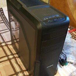 Настольные компьютеры - Игровой компьютер Core i5-6600K Zalman z3 Plus, 0