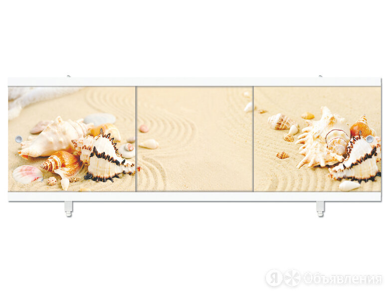 Водостойкий экран Метакам под ванну Ультралёгкий АРТ по цене 2200₽ - Комплектующие, фото 0
