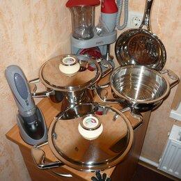 Наборы посуды для готовки - Zepter/Цептер комплект кухонной посуды и электроприборов, 0