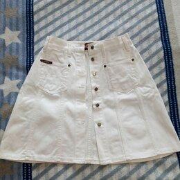 Юбки - Юбка джинсовая. Новая. GROSS. , 0