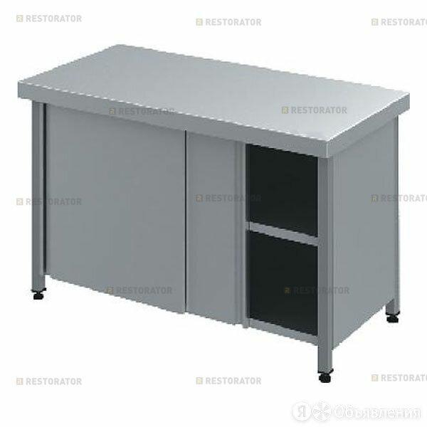 Cryspi Стол производственный Cryspi Chef СРЦ Ш К 14/6 по цене 26560₽ - Мебель для учреждений, фото 0