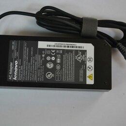 Аккумуляторы и зарядные устройства - Блок питания Lenovo 7.9x5.5мм, 135W (20V, 6.75A) без сетевого кабеля, ORG, 0