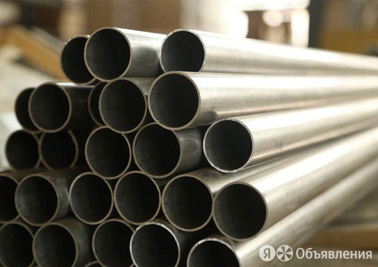 Труба дюралевая 100х3 мм Д1М ГОСТ 18482-79 по цене 185₽ - Металлопрокат, фото 0