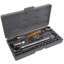 Торцевые головки и ключи - Набор инструментов, головок (Новый), 0