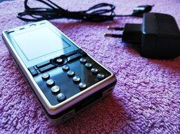 Мобильные телефоны - Sony Ericsson K810i Black 3G РосТест, 0