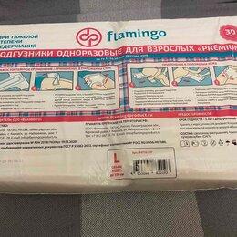 Средства для интимной гигиены - Подгузники для взрослых Flamingo L Premium 30шт, 0