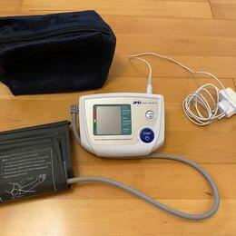 Устройства, приборы и аксессуары для здоровья - Тонометр AND UA-777, 0