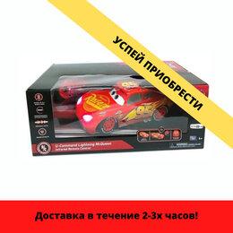 Радиоуправляемые игрушки - Машинка Молния Маккуин Тачки 3 на радиоуправлении, 0