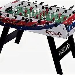 Игровые столы - Настольный футбол (кикер) «Patriot», 0