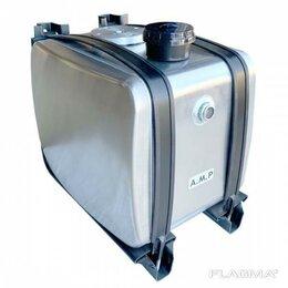 Баки - Боковой бак алюминиевый 60 л, 0