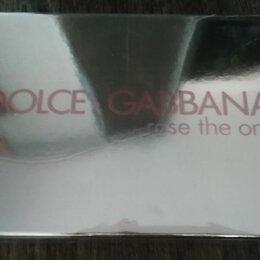 Парфюмерия - DOLCE & GABBANA Rose The One, 0