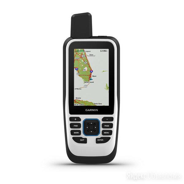 Туристический навигатор Garmin GPSMAP 86S по цене 43263₽ - Военные вещи, фото 0