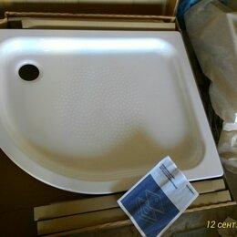 Души и душевые кабины - Душевой поддон Kaldewei 100 x 80 x 6.5 cm, 0