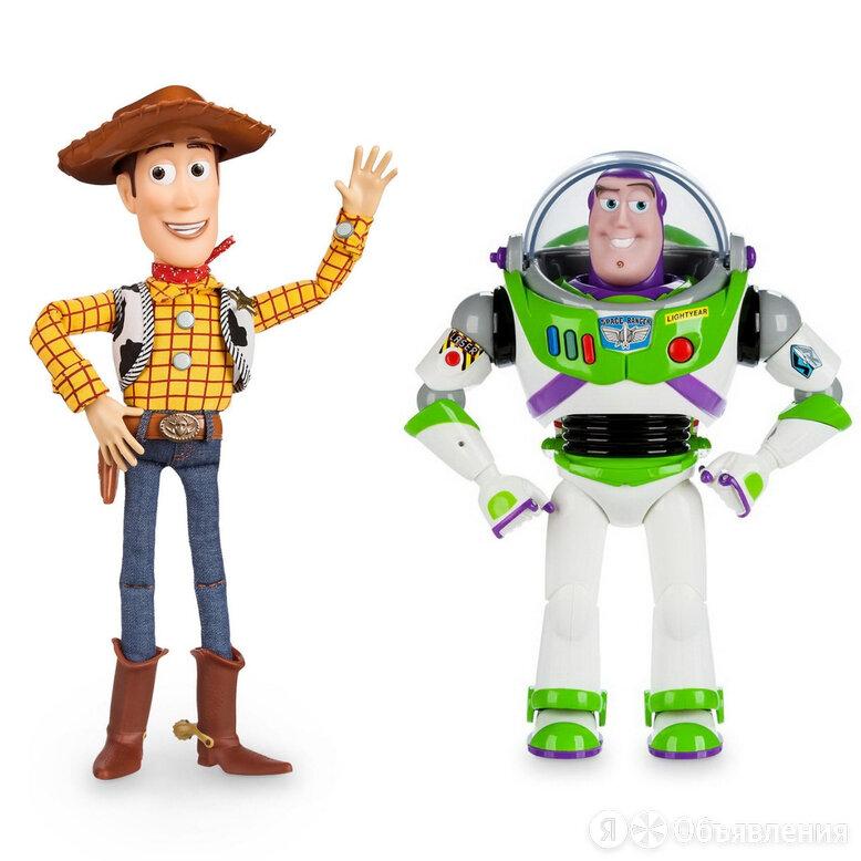Базз Лайтер и Вуди () по цене 12990₽ - Игровые наборы и фигурки, фото 0