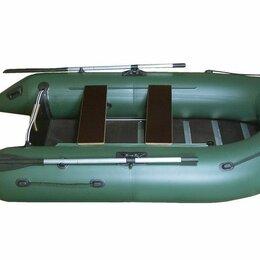 Моторные лодки и катера - Лодка Инзер-2(280) М зел , 0