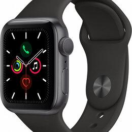 Умные часы и браслеты - Apple Watch Series 5 40mm GPS Space Gray Aluminum, 0